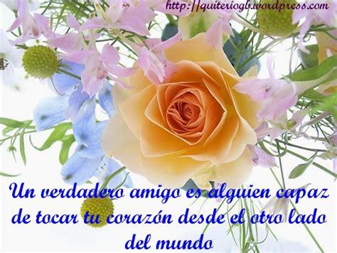 imágenes rosas frases amistad verdadera capacidad coraz 243 n frases de superaci 243 n y