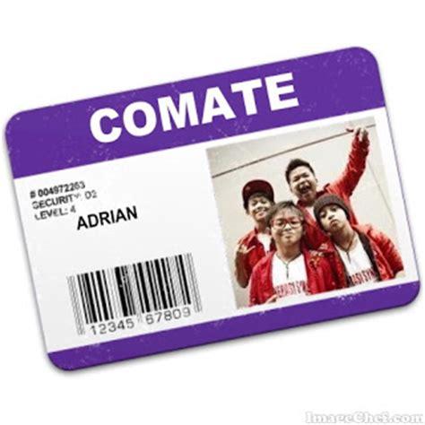 membuat id card cjr tentang coboy junior cara membuat id card