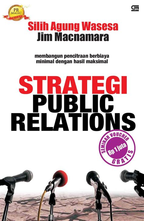 Buku Murah Strategi Relation 1 jual buku strategi relations oleh jim macnamara gramedia digital indonesia