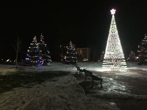 belleville s christmas by the pier outdoor fun with the