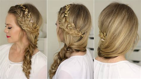 hiw to oin braids back for military best bridal wedding half up and half down hairstyle