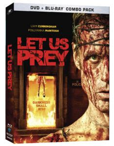 let us prey blu ray our work small dog design