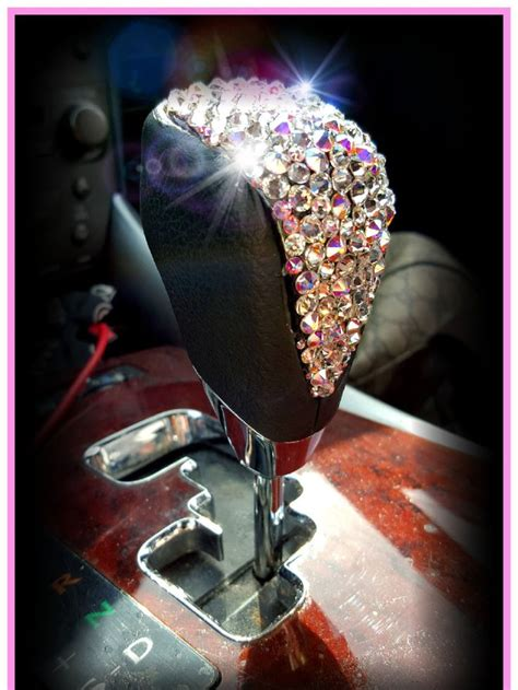 Girly Gear Shift Knobs by 17 Best Ideas About Bling Car On Glitter Car