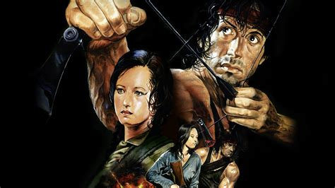 film rambo 2 rambo first blood part ii movie fanart fanart tv