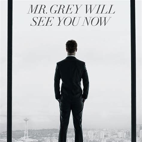 film fifty shades of grey release fifty shades of grey first movie poster released