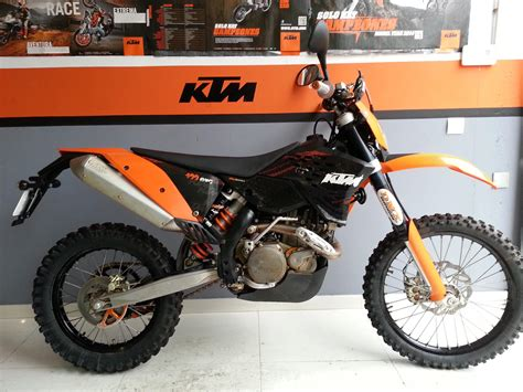 Ktm Exc 2005 Ktm 400 Exc Racing Pics Specs And Information