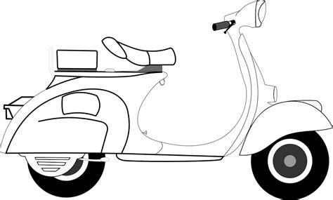 kartun gambar vespa motorcycle review and galleries