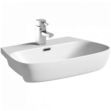 standard semi recessed sink semi recessed basins buying guide victoriaplum com