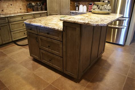 lowes rock arkansas struble kitchen eclectic kitchen rock by