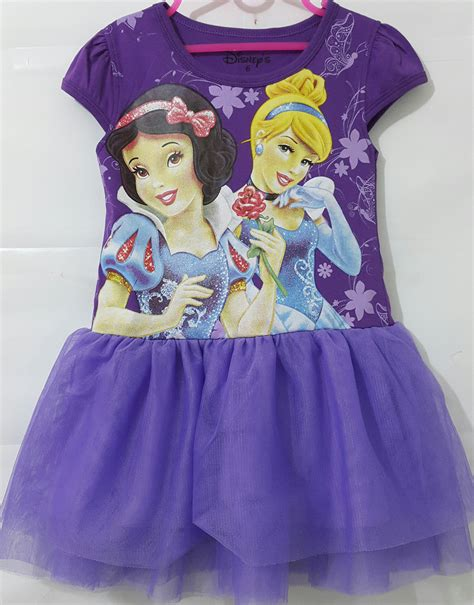 Dress Anak Princess Tutu baju anak dress tutu princess ungu 1 6t grosir eceran