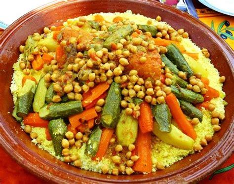7 vegetables couscous moroccan 7 vegetable couscous