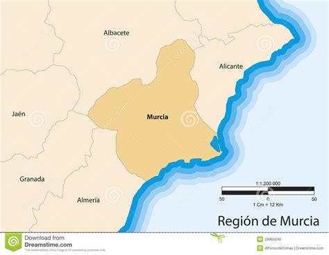 regin de murcia regi 243 n de murcia stock photo image 29965240