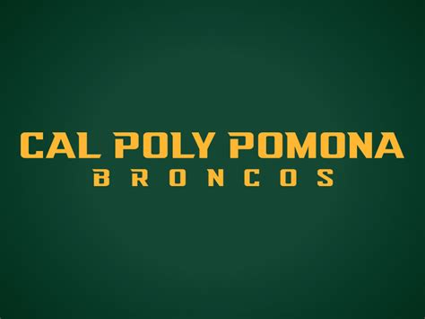 cal poly pomona colors cal poly pomona by torch creative dribbble