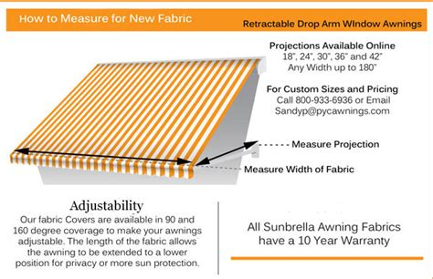 awning fabric prices retractable drop arm window awning fabric pyc awnings pyc awnings