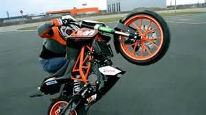 Ktm 125 Stunt Ktm Duke 125 Stunt 2011