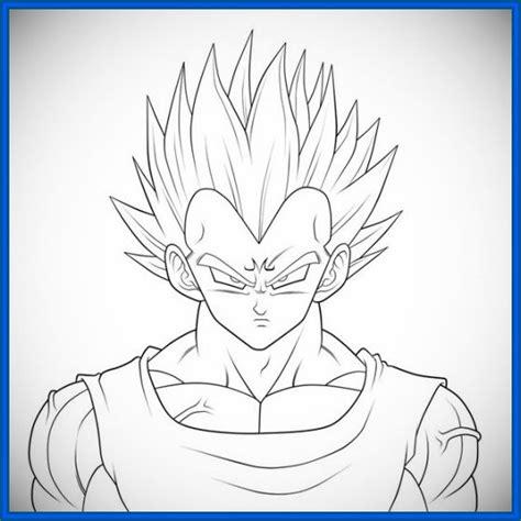 imagenes geniales de goku geniales dibujos de dragon ball z para colorear dibujos