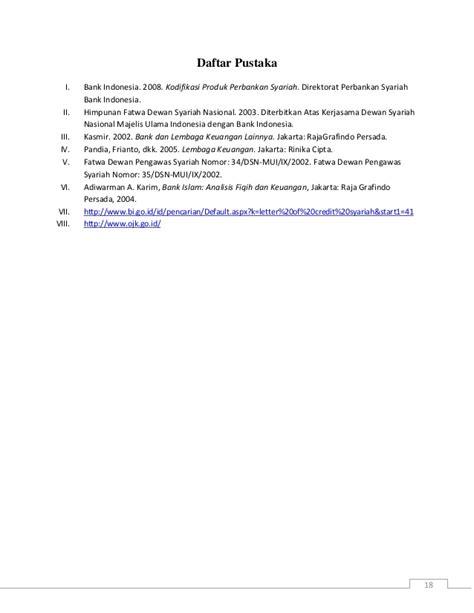 Letter Of Credit Konvensional letter of credit impor syariah