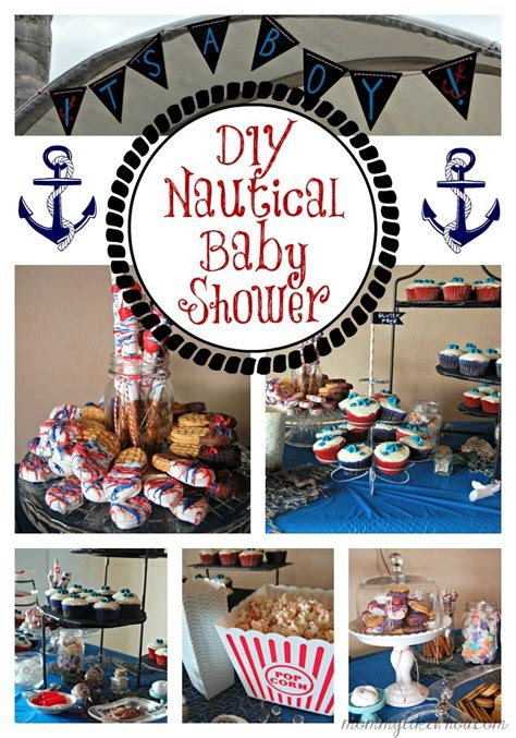 nautical baby showers nautical baby shower ideas recipes and free