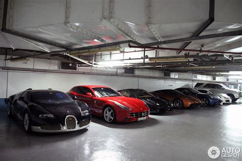 Luxury Car Garage Design exclusieve amp dure auto s spotten in dubai alles over dubai