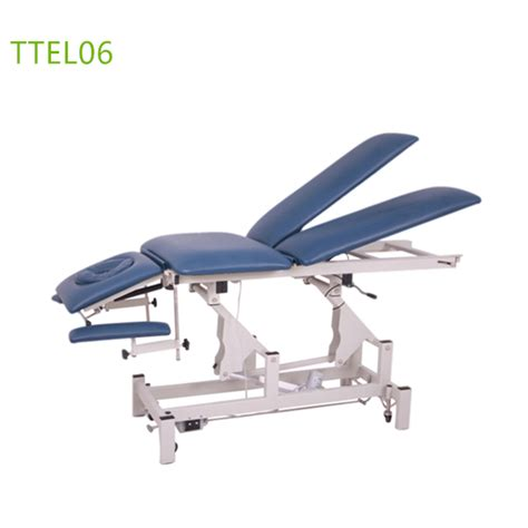 physical therapy hi lo treatment tables 6 sections electric physical therapy treatment tables