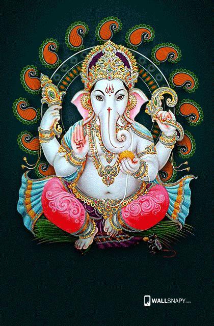 ganesh mobile wallpaper beautiful ganesh ji hd wallpaper for mobile phone