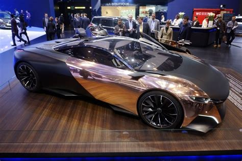 peugeot onyx engine geneva motor show top 10 concept cars