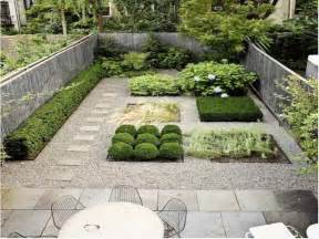 Garden easy pebble garden ideas with small pebble stones combined with