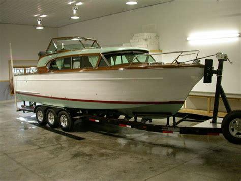chris craft boat trailers custom inboard boat trailer 1957 chris craft 30 foot