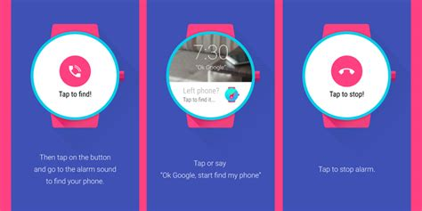 android find my phone app 8 free best android apps to wear 2015 a graphic world
