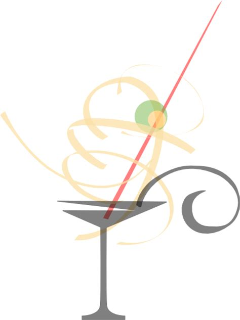 martini svg martini background clip at clker com vector clip