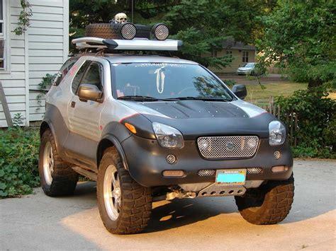 how petrol cars work 2000 isuzu vehicross parental controls isuzu vehicross working as a police vehicle often