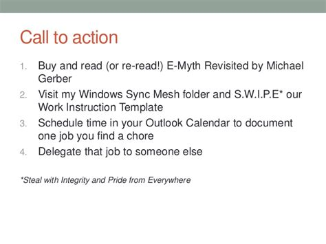 e myth business plan template business processes for smb it companies