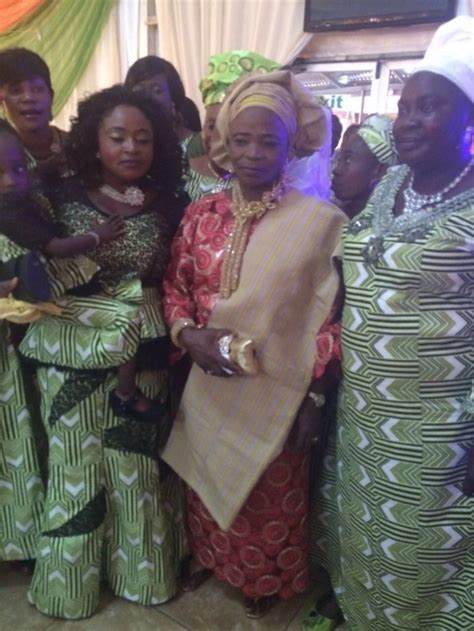Mama Ray Eyiwunmi?s 75th Birthday Party: Ogogo,Wasiu