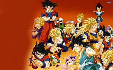 Dragon Ball Wallpaper Theme | dragon ball z hd wallpapers wallpaper cave