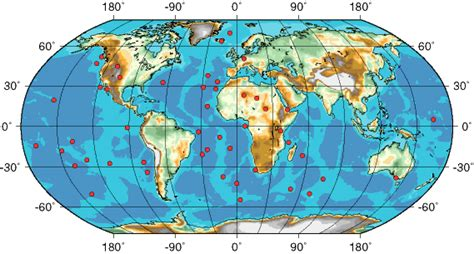 earthquake hotspots an introduction to plate tectonics research and