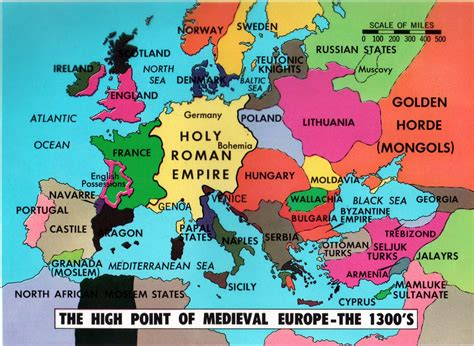 russia and eastern europe map 1300 byzantines feudalism awesome stupendous history