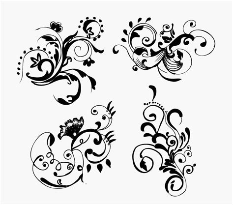 Graphic Drawer by Free Floral Vector Graphics Free Vector