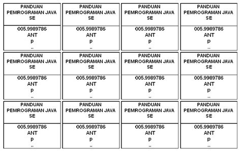 cara membuat barcode buku perpustakaan software perpustakaan universitas download gratis