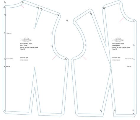 pattern drafting basic bodice basic blouse pattern drafting hot black blouse