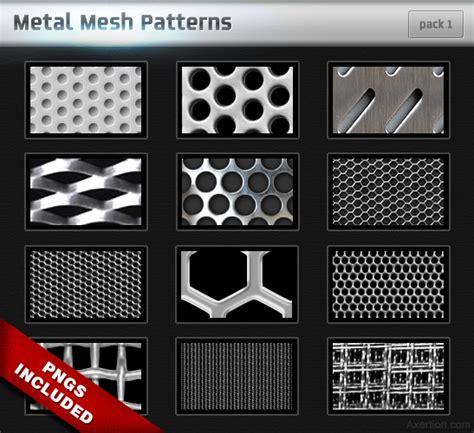 download pattern photoshop metal metal mesh patterns pack 1 by axertion on deviantart