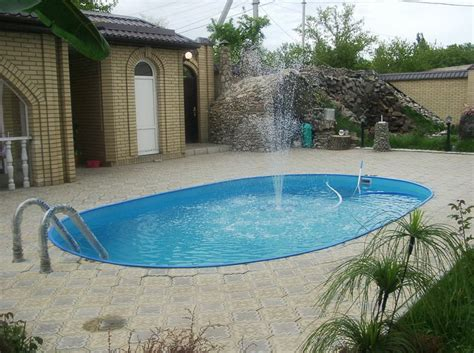 Backyard Inground Pool Designs Pool Design Ideas Inground Swimming Pool Designs