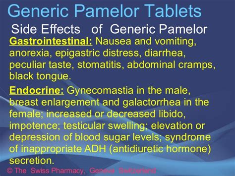 Sugar Detox Side Effects Diarrhea by Generic Pamelor For Treatment Of Depression