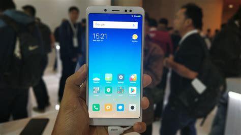 Hp Xiaomi Redmi Note Di Indonesia xiaomi redmi note 5 resmi masuk pasar smartphone di indonesia spesifikasi dan harga hp