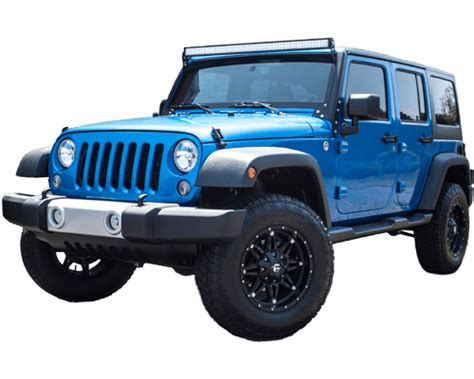 blue jeep accessories truck and jeep accessories nc custom wheels