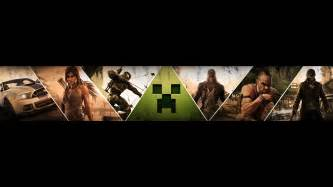 pics photos cool youtube channel art gaming