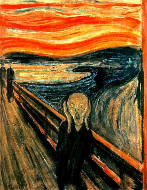 El Grito De Munch | edvard munch the scream audible demonstration of a nightmare