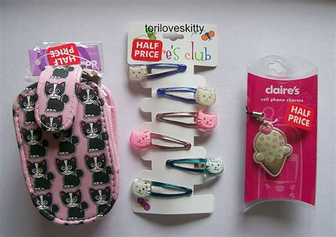 My Items From Claires 2 by S Sale Stuff By Toriloveskitty