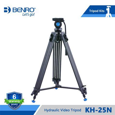 Benro Kh25 Professional Tripod aliexpress buy benro kh 25n kh25n tripod professional magnesium alloy