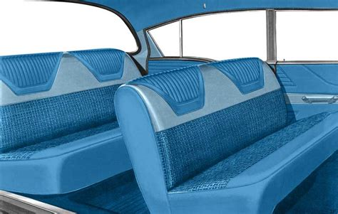 car upholstery for sale 1958 chevrolet impala parts interior soft goods seat