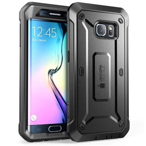 Samsung Galaxy C9 Pro Protector Pouch With Holster 15 best samsung galaxy s6 edge cases
